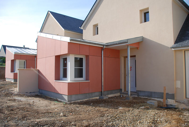 ciment colore exterieur photos de conception de maison